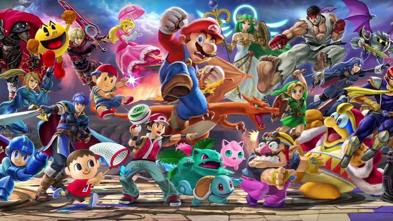 E3 2018 : Nintendo se lâche sur le prochain Super Smash Bros. Ultimate