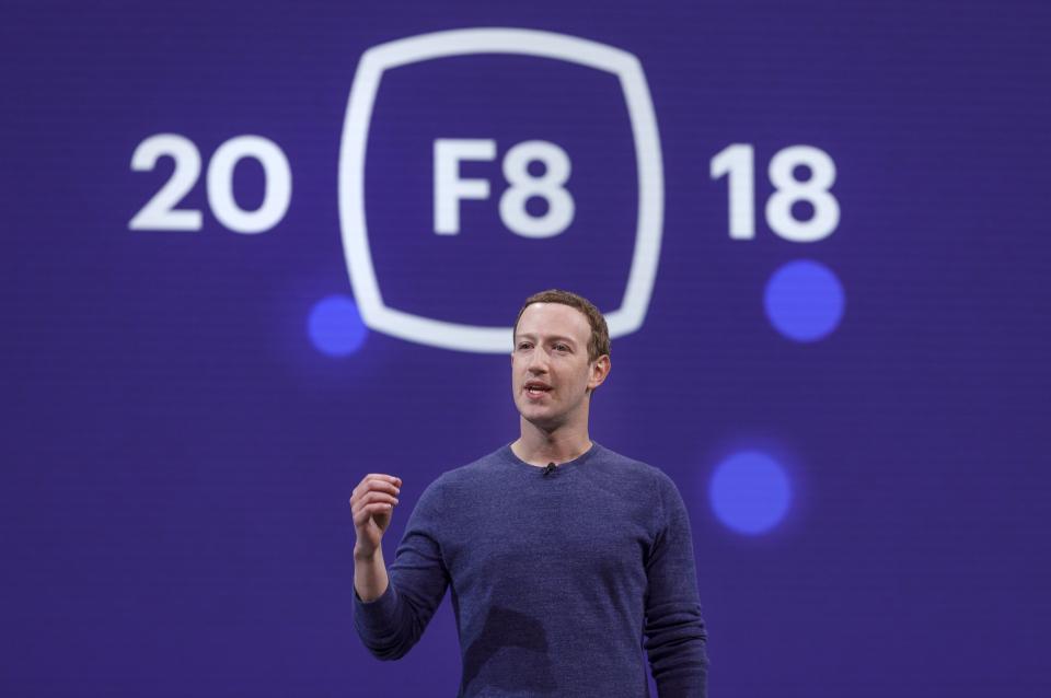 Facebook F8 : le point sur les annonces de la conférence