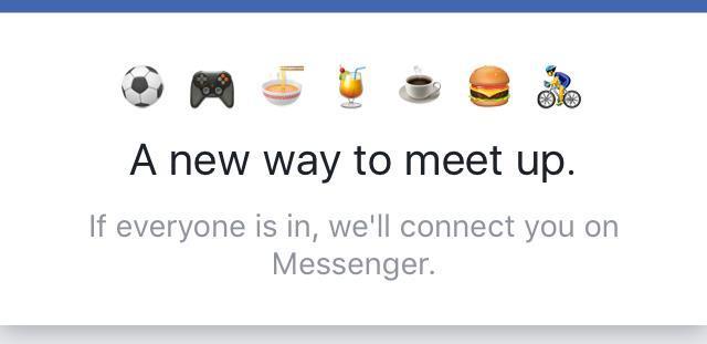 Facebook s'inspire de Tinder pour pousser les rencontres avec Messenger