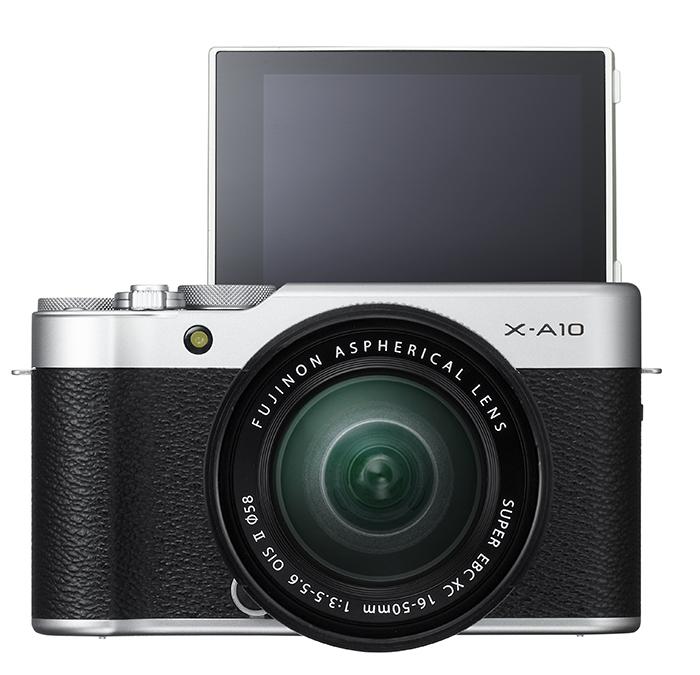 Fujifilm X-A10 : une petite évolution du X-A2
