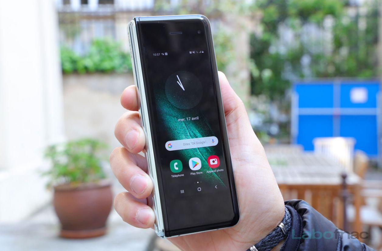 Galaxy Fold : Samsung a apporté des améliorations à son smartphone pliable