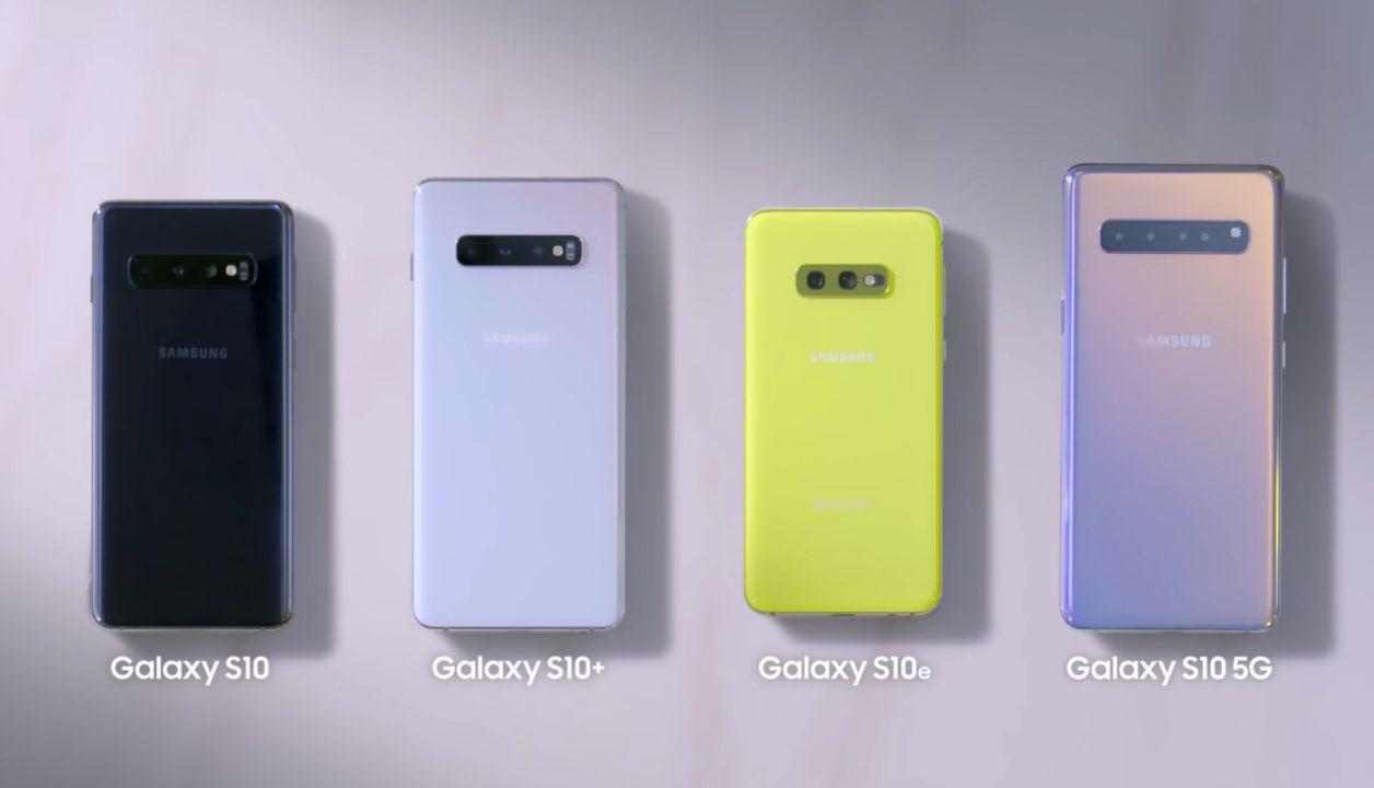 Galaxy S10 : Samsung annonce une déclinaison 5G aux améliorations multiples
