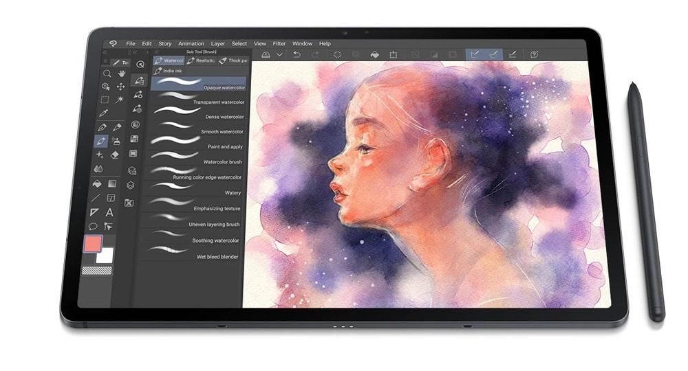 Galaxy Tab S7 FE : Samsung lance une version Wifi plus puissante et plus accessible