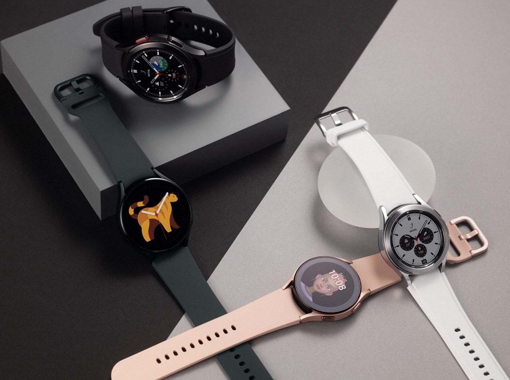 Galaxy Watch4 et 4 Classic : Samsung présente ses montres sous One UI Watch