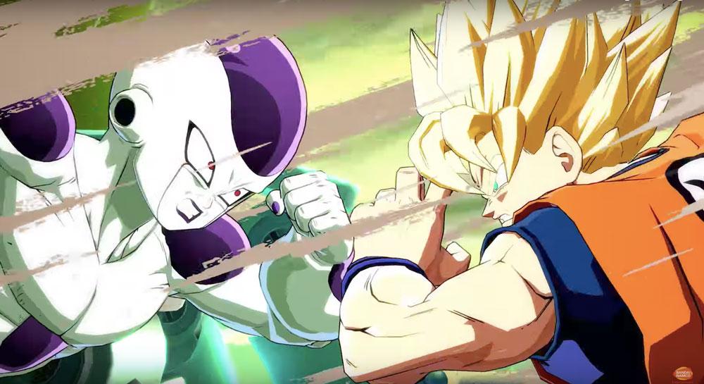 Gamescom 2017 - Dragon Ball FighterZ : la liste des combattants s'allonge encore