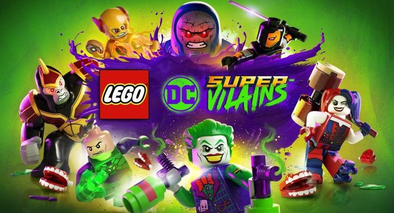 gamescom 2018 : LEGO DC Super-Vilains sortira le 17 octobre