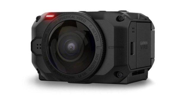 Garmin annonce la Virb 360, sa première caméra 360°