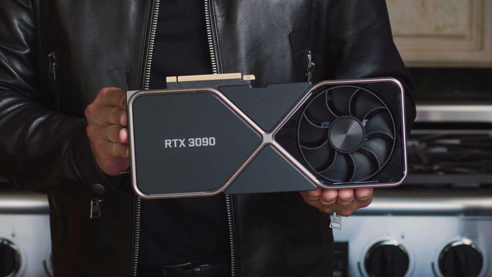 GeForce RTX série 30 :Nvidia annonce une puissance impressionnante... et des prix en baisse