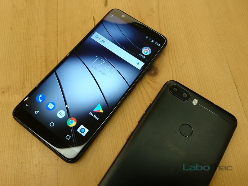 Gigaset proposera une mise à jour vers Android Oreo sur certains smartphones