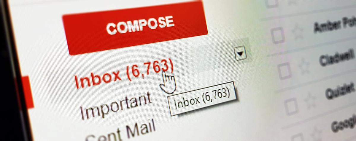Gmail : un nouveau design et de nouvelles fonctionnalités en préparation