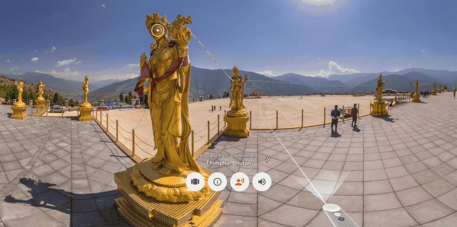 Google Expeditions : partez découvrir le monde sans sac à dos