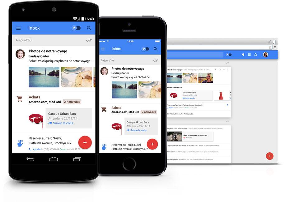 Google Inbox fermera ses portes en mars 2019