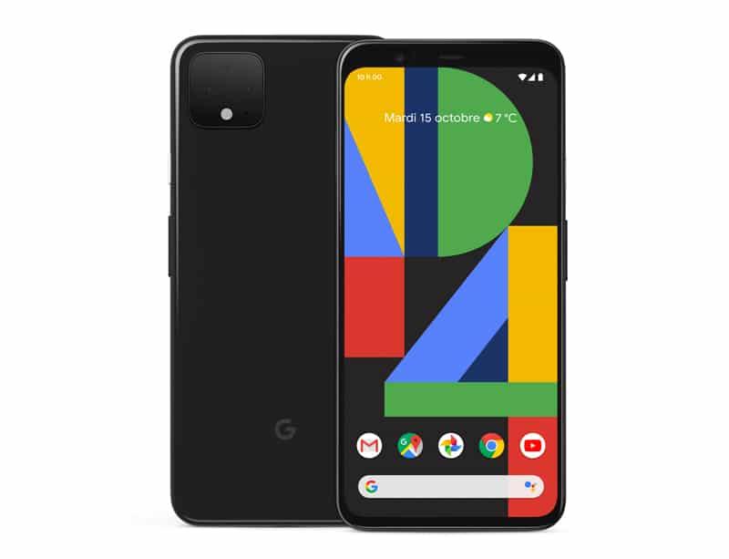 Google Pixel 4 : le taux de rafraîchissement de l'écran varie en fonction de la luminosité