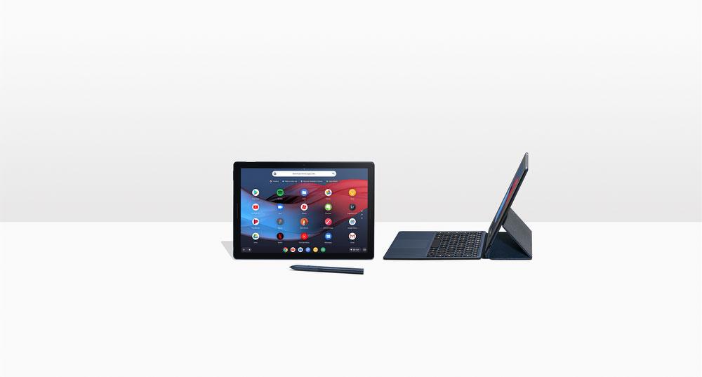 Google Pixel Slate : un concurrent pour l'iPad Pro et la Surface Pro