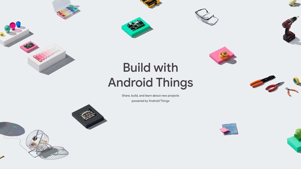 Google revoit ses ambitions à la baisse avec Android Things