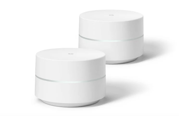 Google WiFi : le routeur simplifié de Mountain View fait ses débuts en France