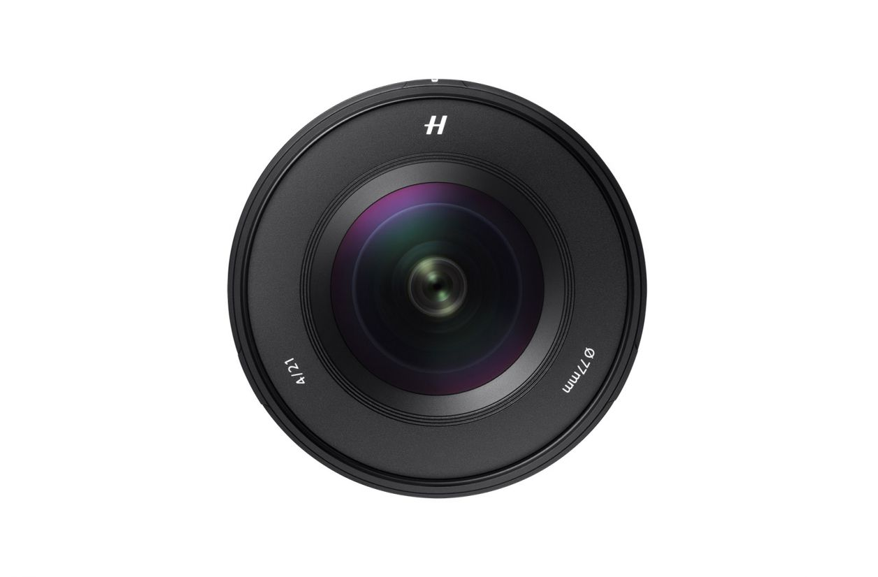 Hasselblad lance son objectif XCD 21 mm F4