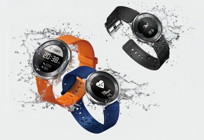 Honor Watch S1, une nouvelle montre connectée pour sportifs