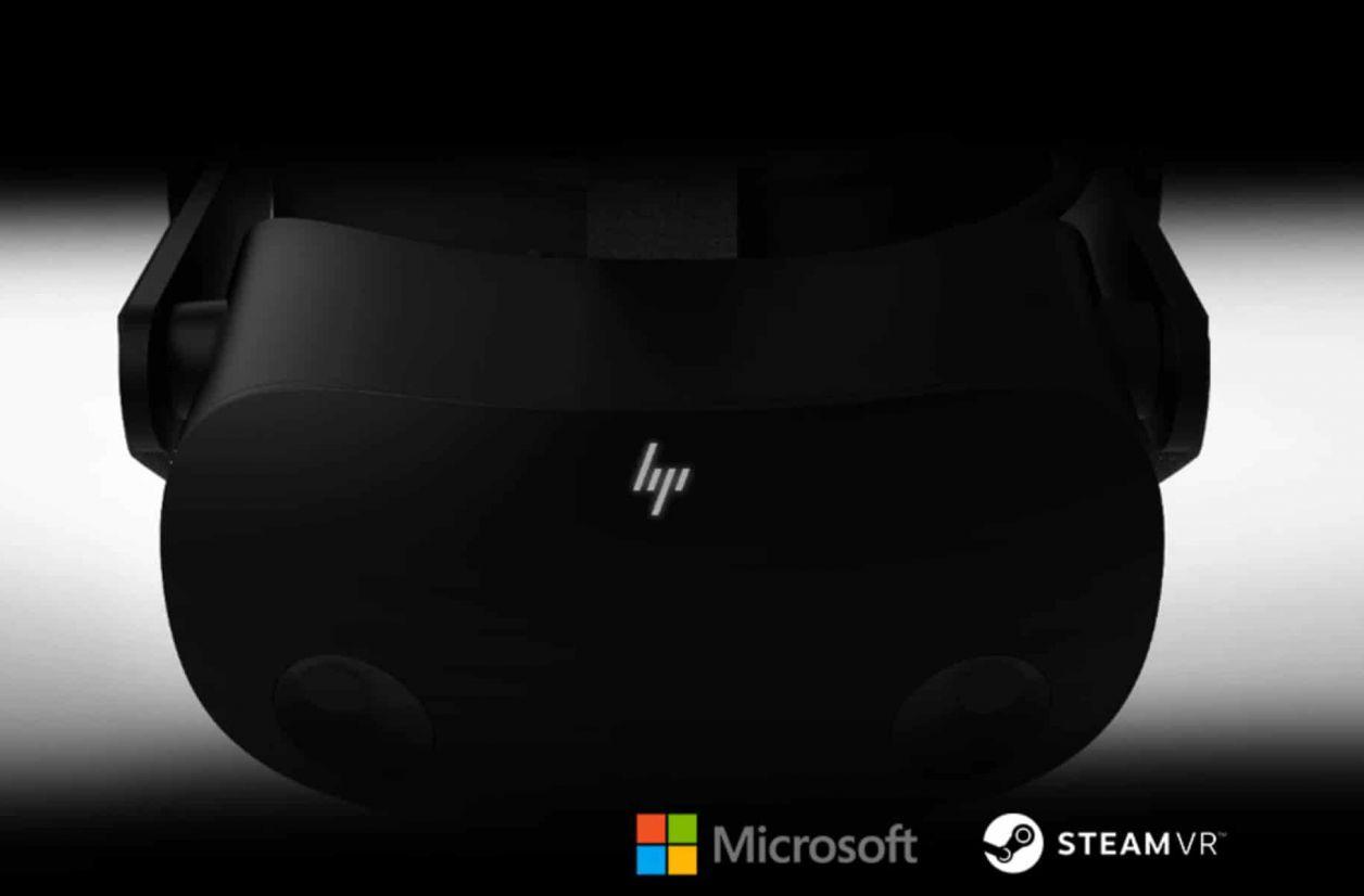 HP prépare un nouveau casque VR avec Valve et Microsoft