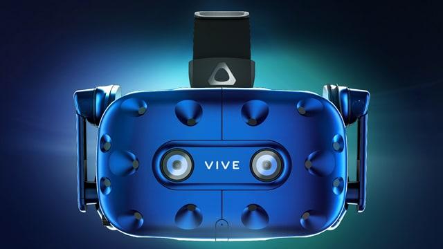 HTC Vive Pro : venez l'essayer à la Fnac Ternes vendredi et samedi prochain