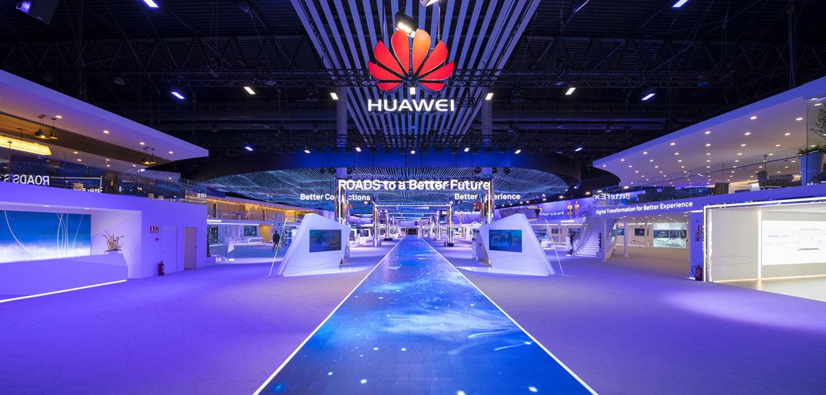 Huawei compte bien lancer un smartphone pliable et 5G en 2019