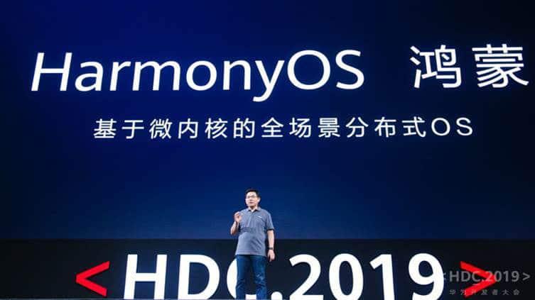 Huaweiofficialise HarmonyOS, son alternative àAndroid
