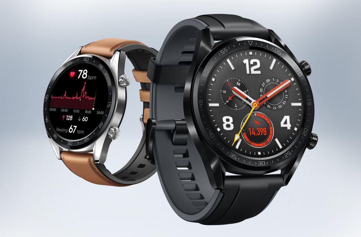Huawei Watch GT : au lieu de WearOS, Lite OS aux commandes de la smartwatch