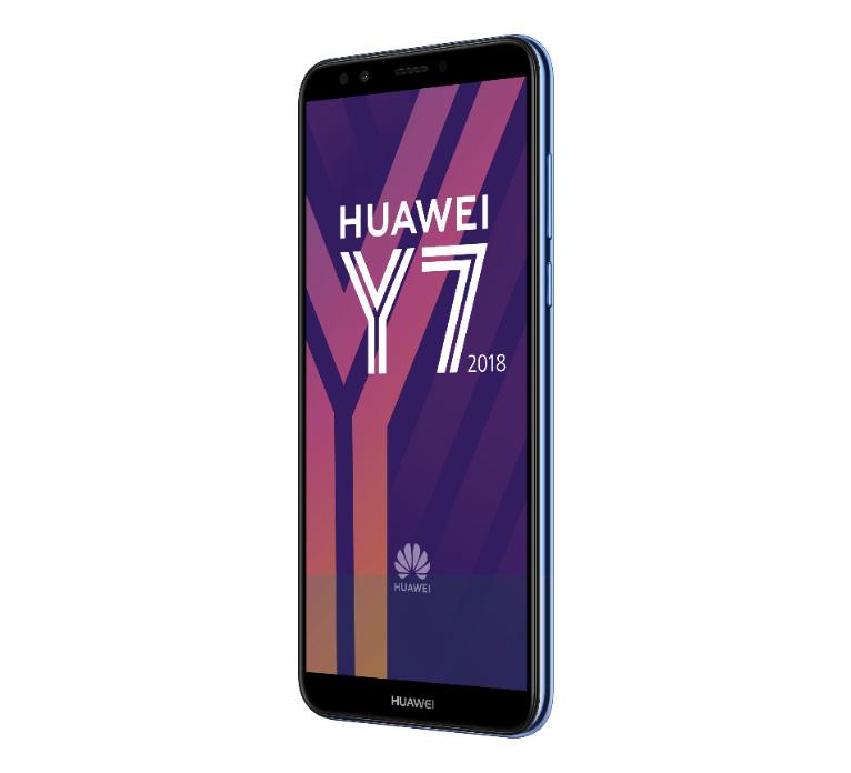 Huawei Y6 et Y7 2018 : du nouveau en entrée de gamme