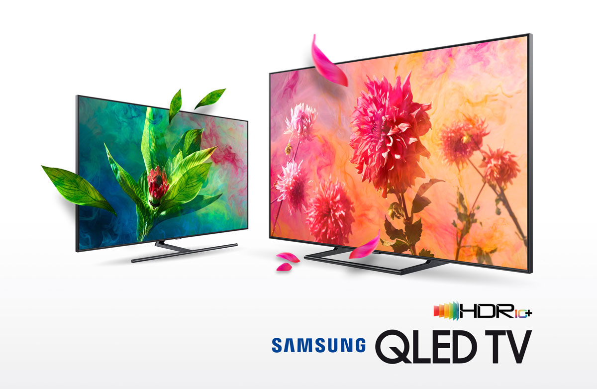 IFA 2018 - les TV 2018 4K de Samsung et Panasonic certifiés HDR10+