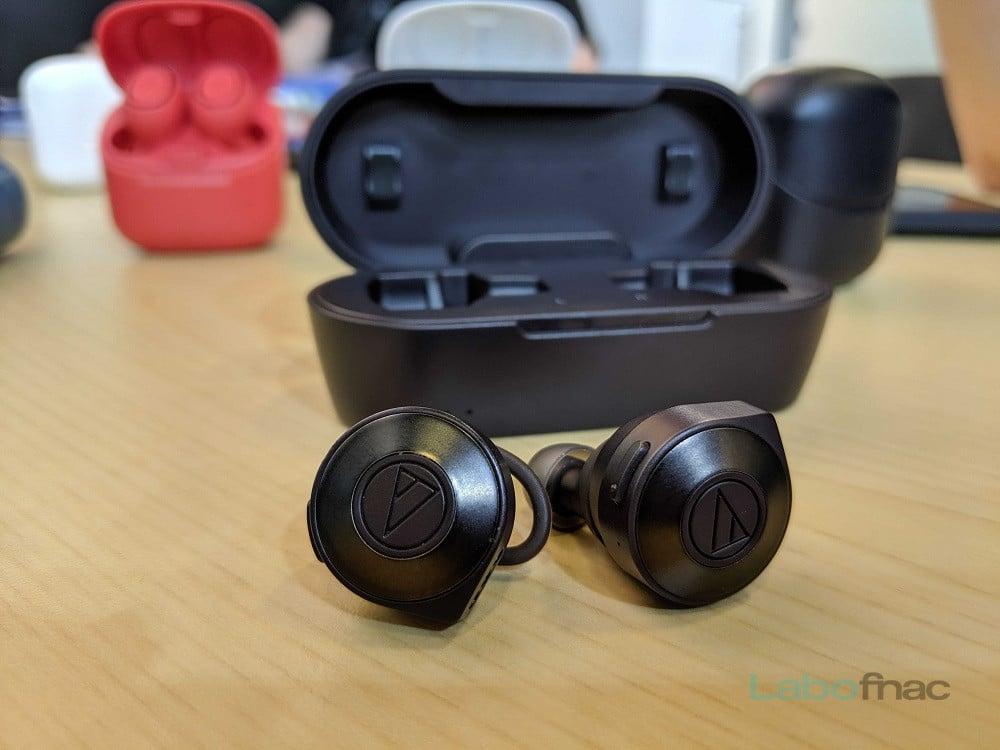 IFA 2019 - Audio-Technica dévoile des écouteurs true wireless abordables