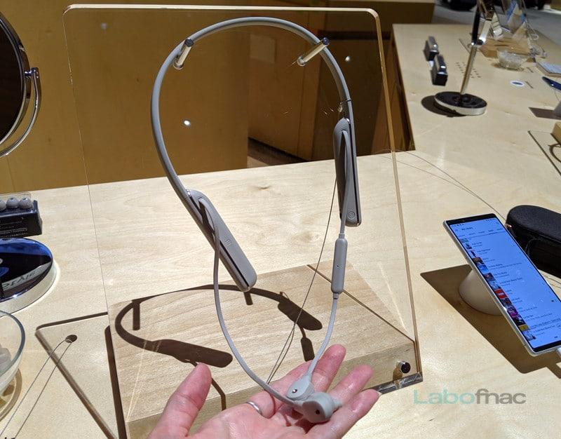 IFA 2019 - Pas de WH-1000XM4, mais des écouteurs WI-1000XM2 chez Sony