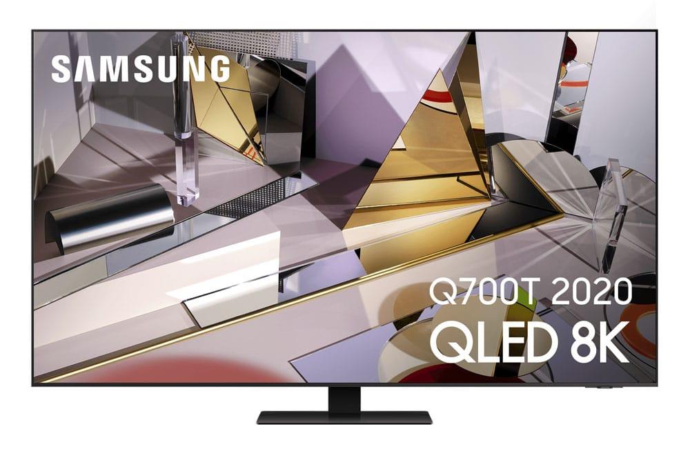 IFA 2020 - Samsung étend sa gamme de téléviseurs 8K avec le Q700T