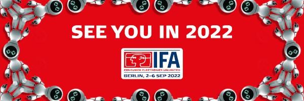 IFA 2021 : les organisateurs renoncent à maintenir un événement physique