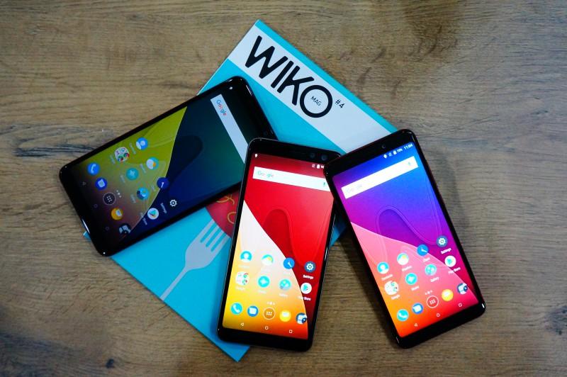 IFA - Wiko veut démocratiser l'écran 18:9 avec les View et des tarifs abordables