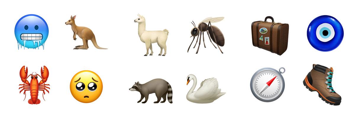 iOS 12.1 : Apple confirme l'arrivée de plus de 70 nouveaux emojis