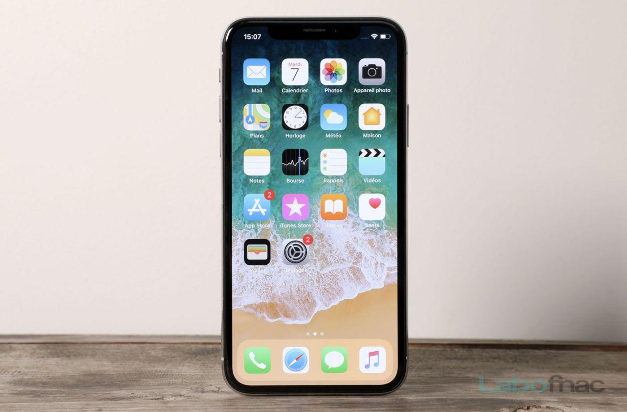 iPhone X : l'écran Super Retina devra être supporté par les nouvelles applications
