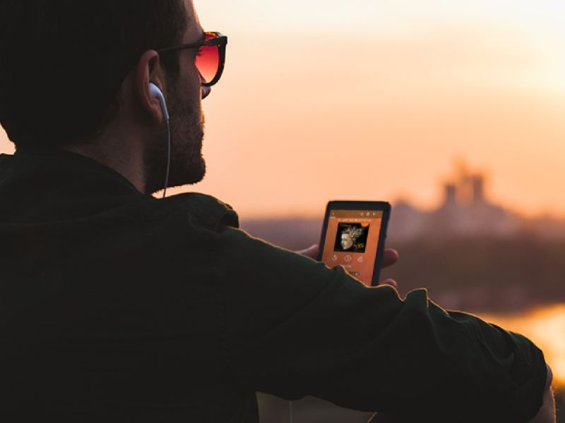 Kobo by Fnac se lance dans le livre audio sur mobile