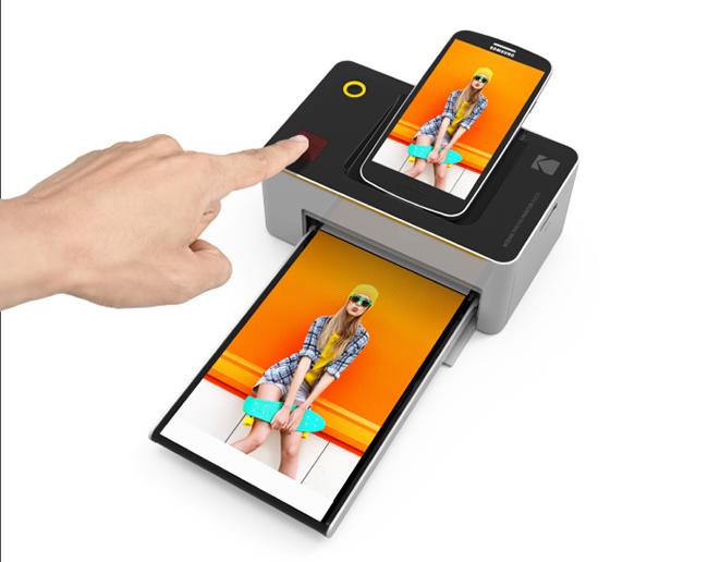 Kodak lance deux nouvelles imprimantes photo