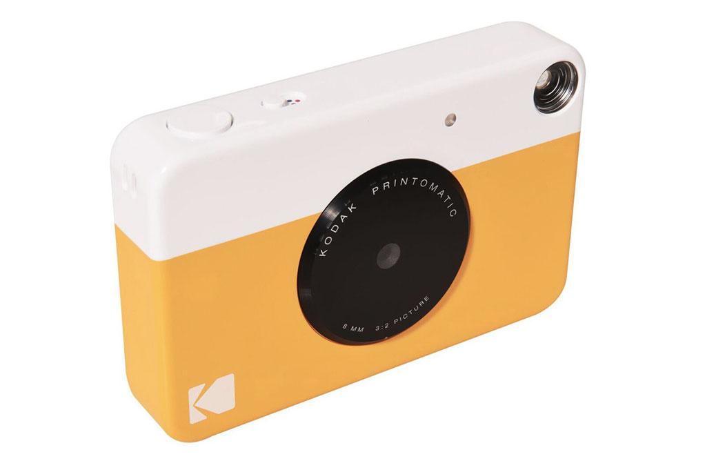 Kodak Printomatic : comme un air de déjà-vu
