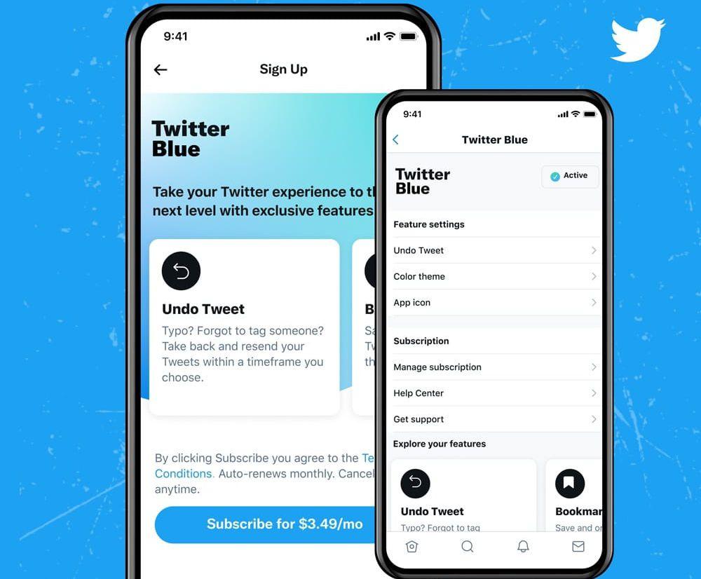 L'abonnement payant Twitter Blue arrive officiellement au Canada et en Australie