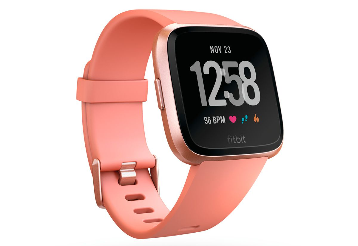 La Fitbit Versa passe le cap du million en six semaines