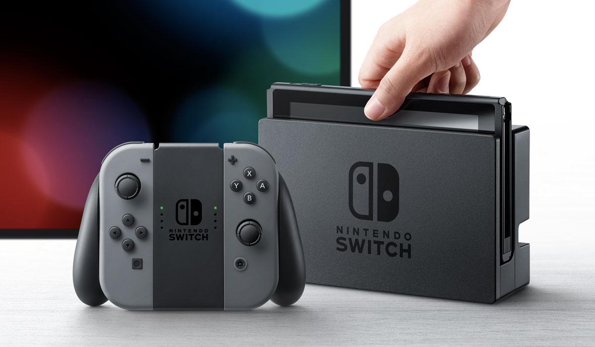 La Nintendo Switch déjà piratée ?