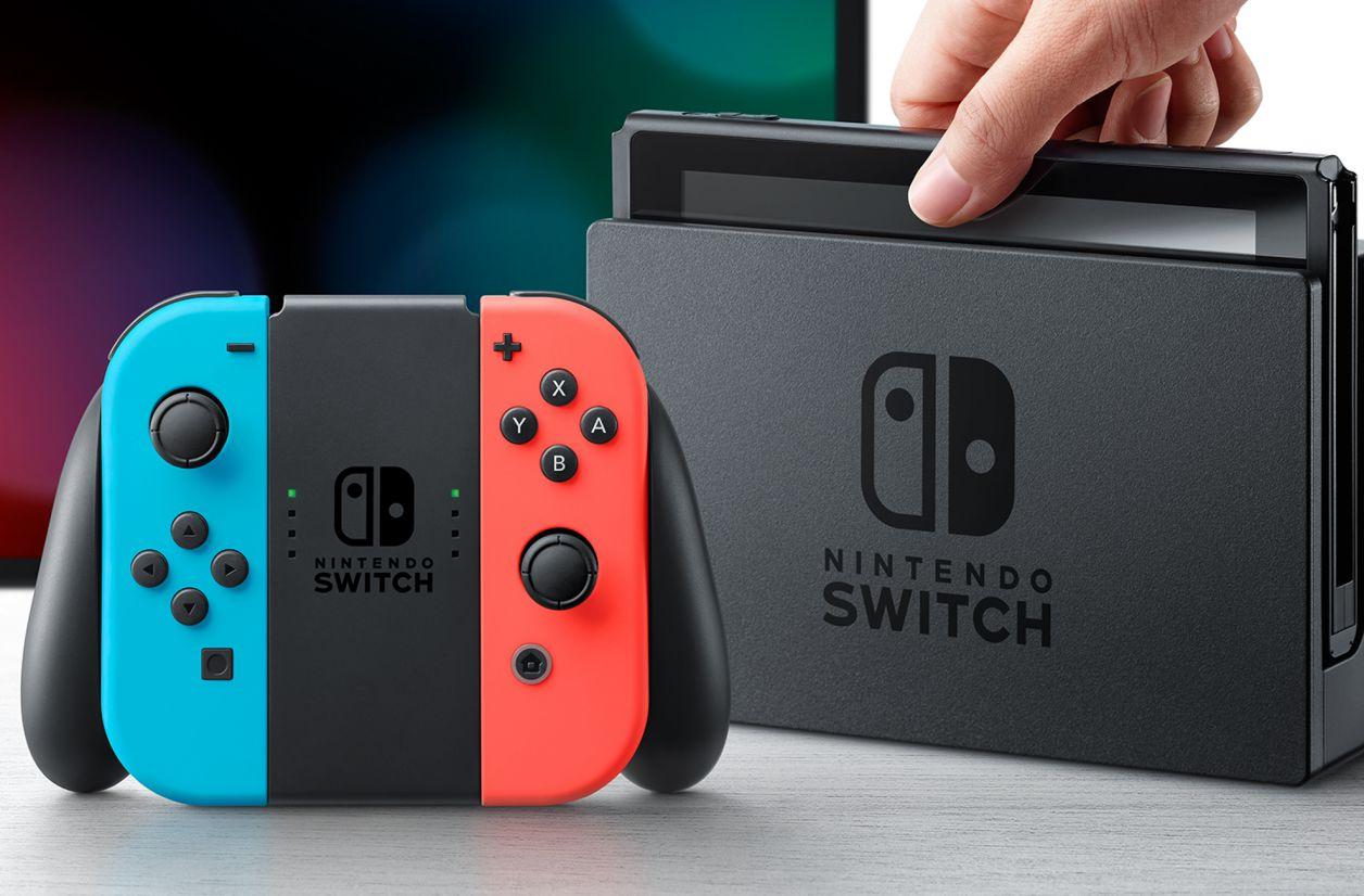 La Nintendo Switch se met à jour en version 5.0.0