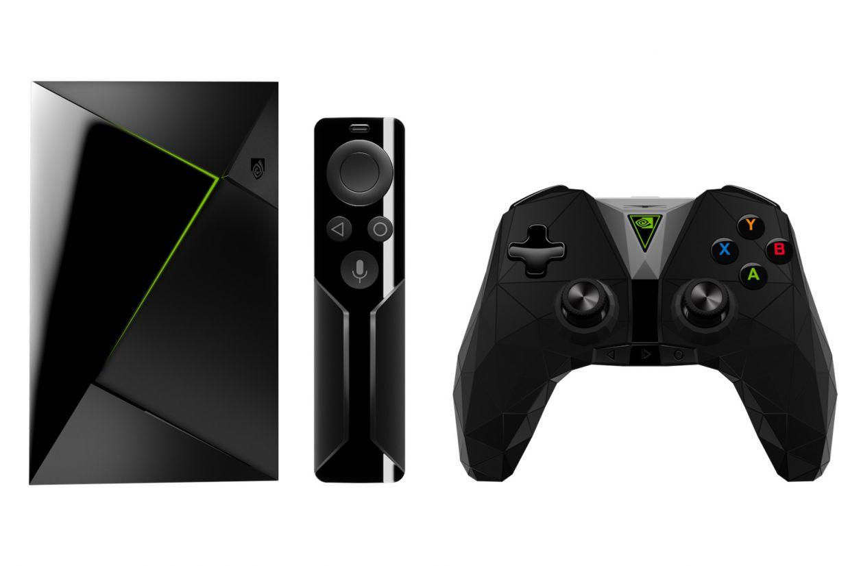 La Nvidia Shield TV se fait pilotable depuis un smartphone grâce à sa mise à jour 7.1