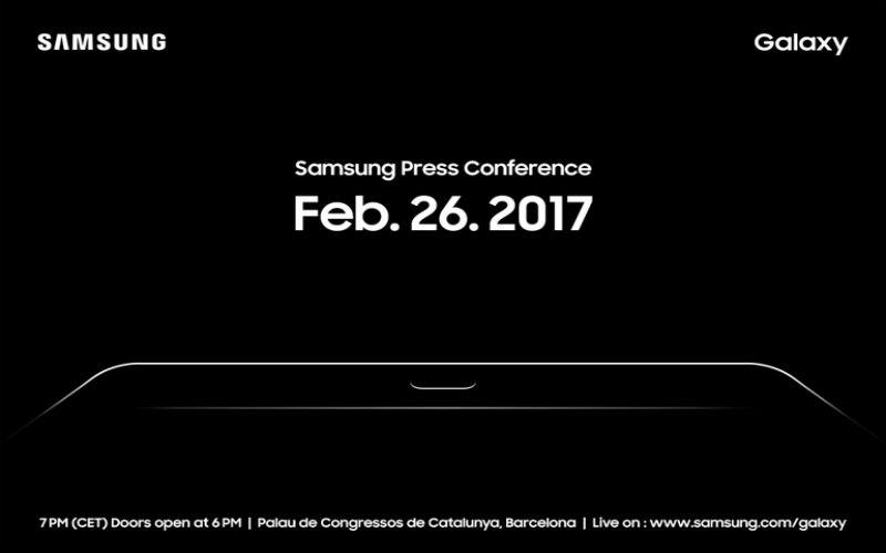 La Samsung Galaxy Tab S3 dévoilée au MWC 2017 ?