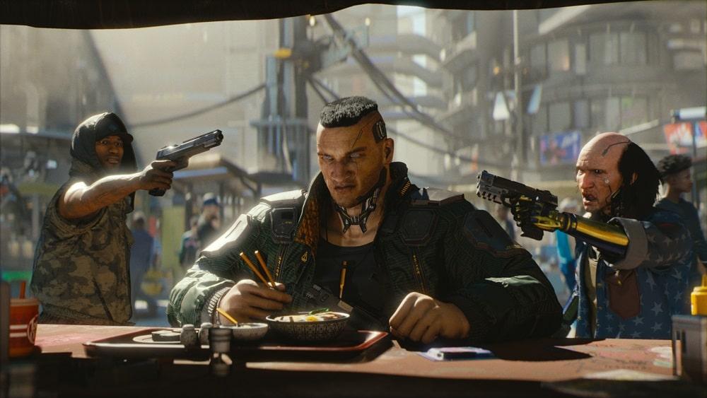La sortie de Cyberpunk 2077 est (encore) reportée de plusieurs semaines