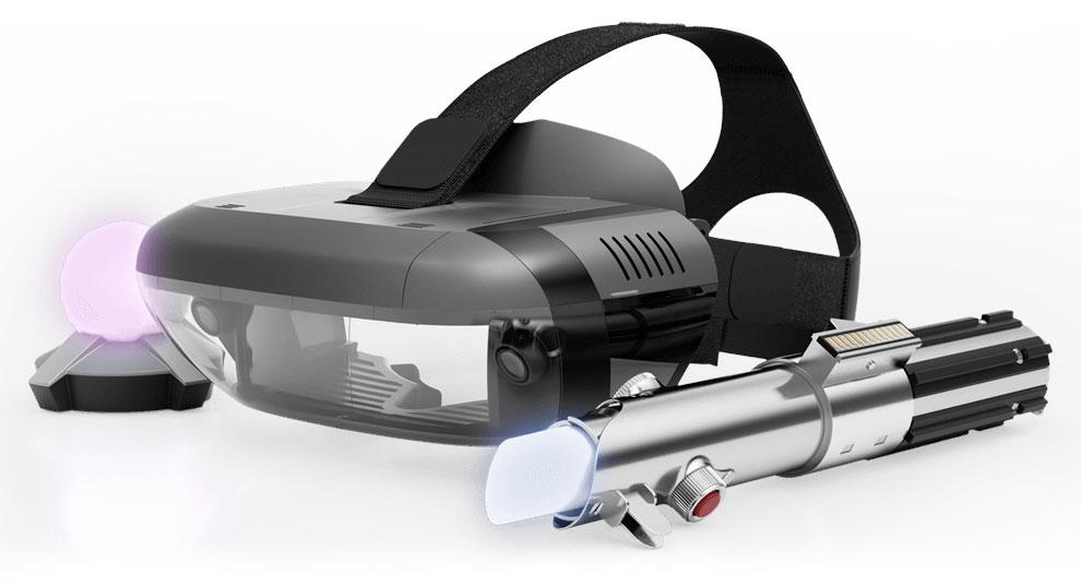 Le casque Jedi Experience de Lenovo prêt pour la sortie de Star Wars VIII