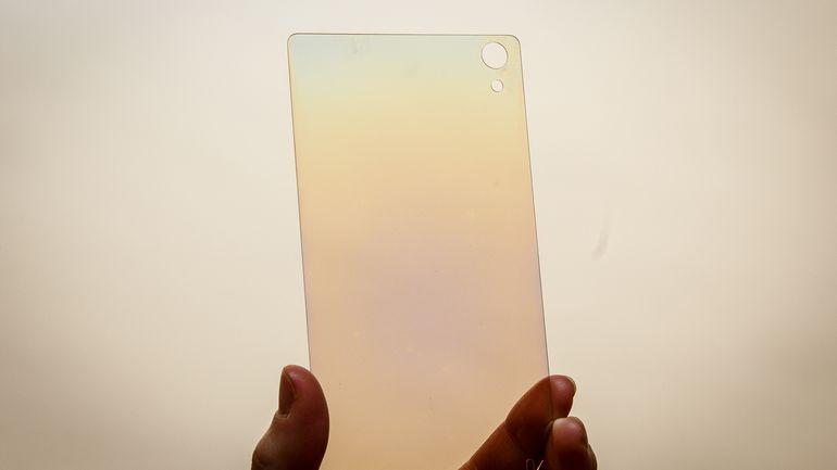 Le diamant au secours des écrans de smartphones