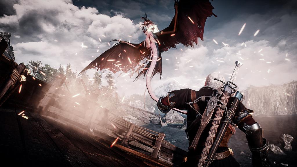 Le jeu vidéo The Witcher va être adapté en série Netflix