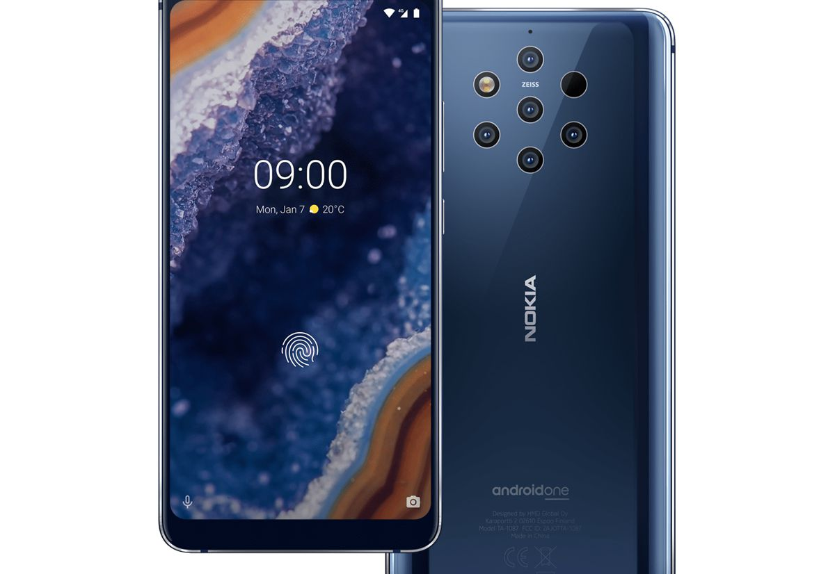 Le Nokia 9 PureView désormais disponible en France